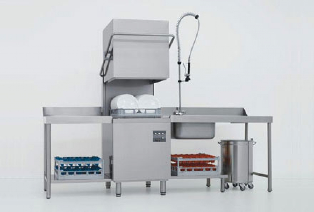 Посудомоечная машина купольного типа, 8XL - купить в интернет-магазине industry-shop.ru
