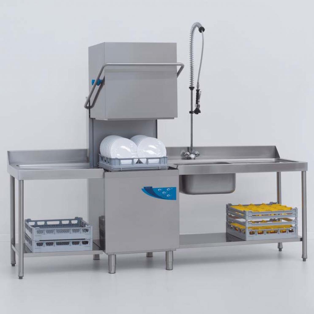 Посудомоечная машина купольного типа, 2 цикла, Fast 181 - купить в интернет-магазине industry-shop.ru