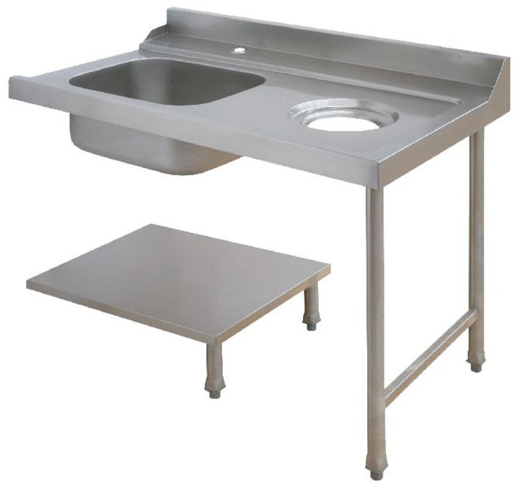 Стол универсальный к посудомоечным машинам Niagara - купить в интернет-магазине industry-shop.ru