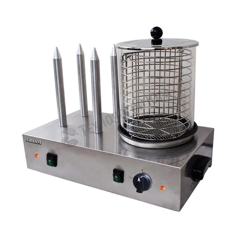 Аппарат для хот-догов Airhot HDS-04 - купить в интернет-магазине industry-shop.ru