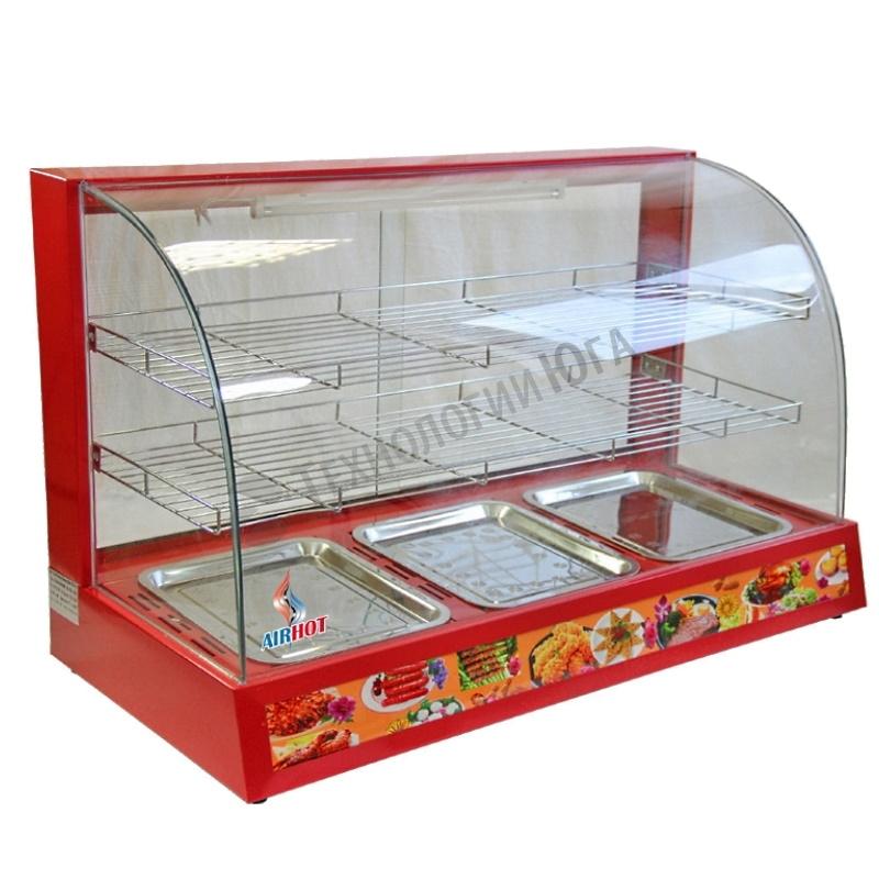 Витрина тепловая Airhot HW-3 - купить в интернет-магазине industry-shop.ru
