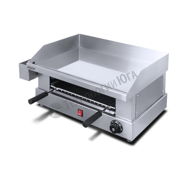 Гриль Salamander Airhot SGE-580 с жарочной поверхностью - купить в интернет-магазине industry-shop.ru