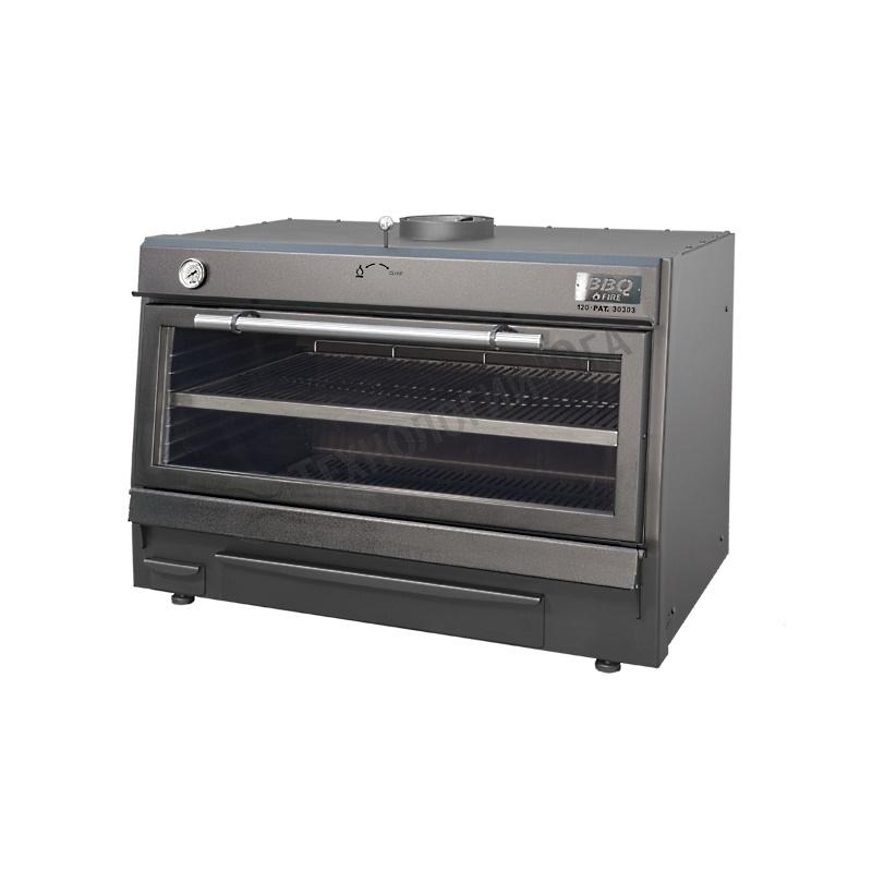Гриль-печь BBQFIRE BR-120 - купить в интернет-магазине industry-shop.ru