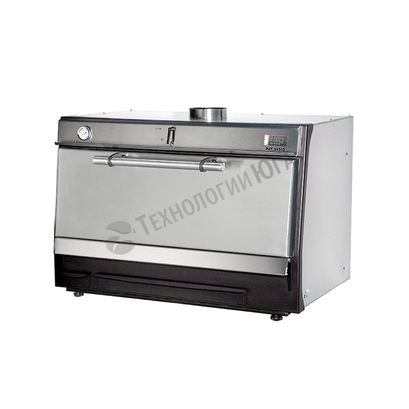 Гриль-печь BBQFIRE BR-120 SD - купить в интернет-магазине industry-shop.ru