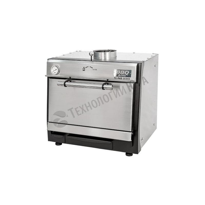 Гриль-печь BBQFIRE BR-90 SD - купить в интернет-магазине industry-shop.ru