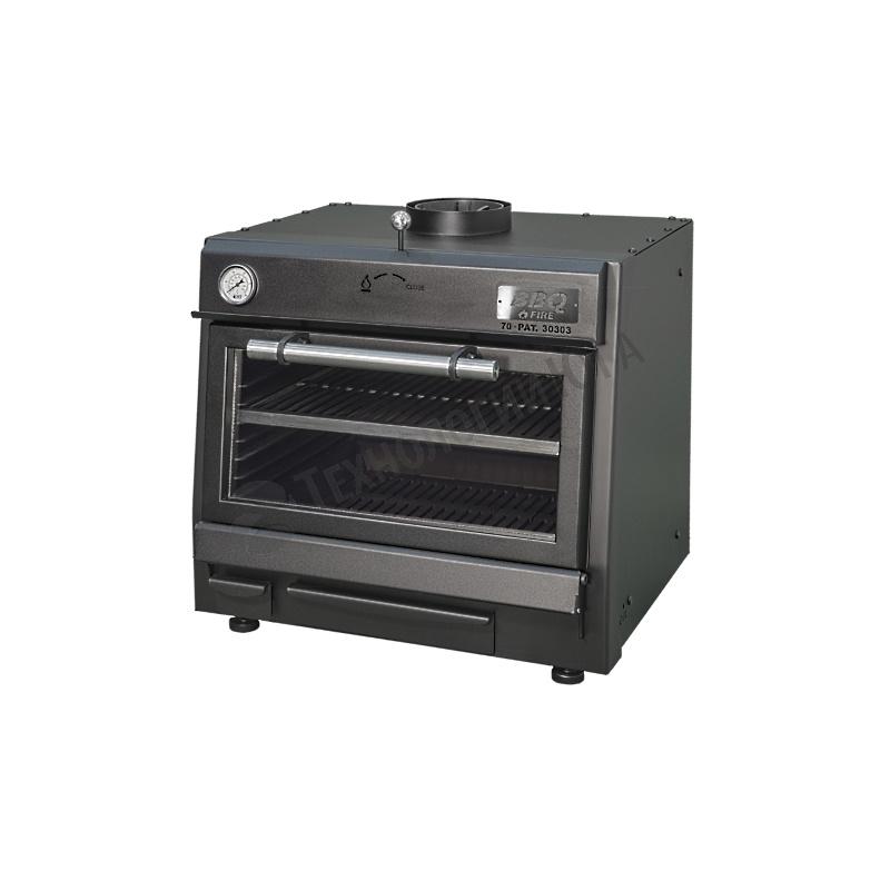 Гриль-печь BBQFIRE BR-70 - купить в интернет-магазине industry-shop.ru