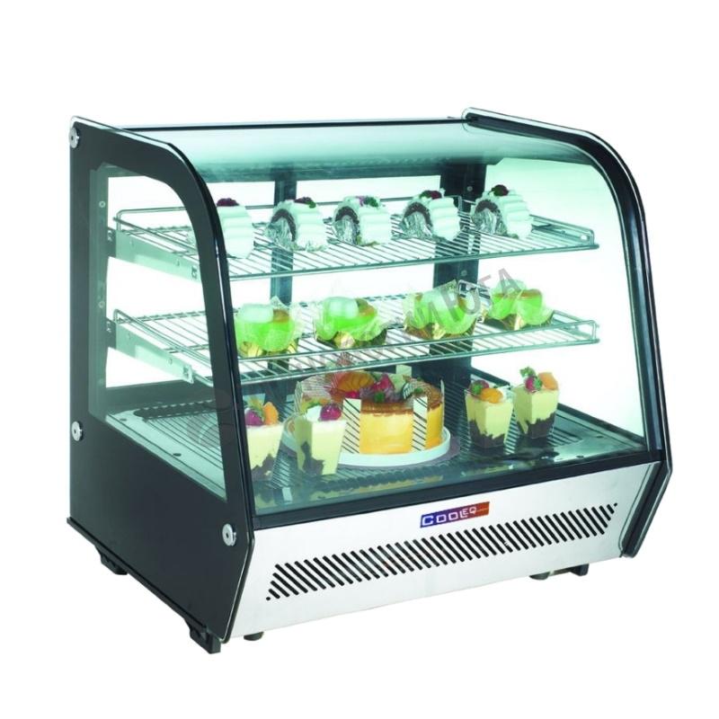 Витрина холодильная Cooleq CW-120 - купить в интернет-магазине industry-shop.ru