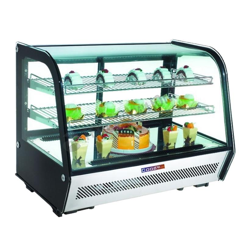 Витрина холодильная Cooleq CW-160 - купить в интернет-магазине industry-shop.ru