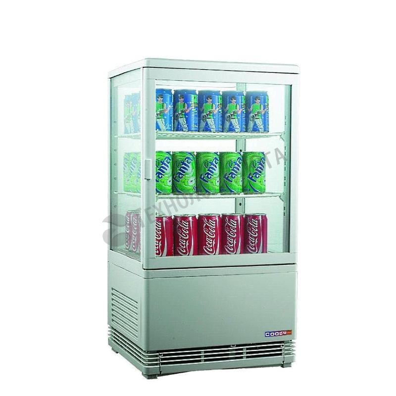 Витрина холодильная Cooleq CW-58 - купить в интернет-магазине industry-shop.ru