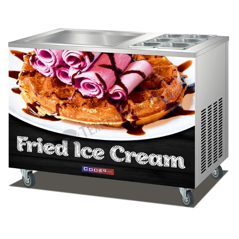 Фризер для жареного мороженого Cooleq IF-48GN - купить в интернет-магазине industry-shop.ru