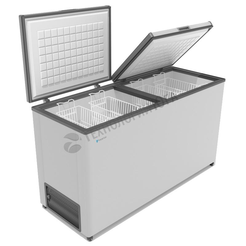 Ларь морозильный Frostor F 600 SD - купить в интернет-магазине industry-shop.ru