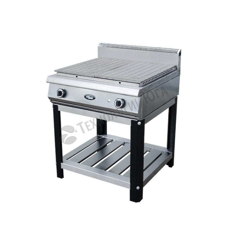 Плита газовая Grill Master Ф4ЖТЛСПГ на подставке - купить в интернет-магазине industry-shop.ru