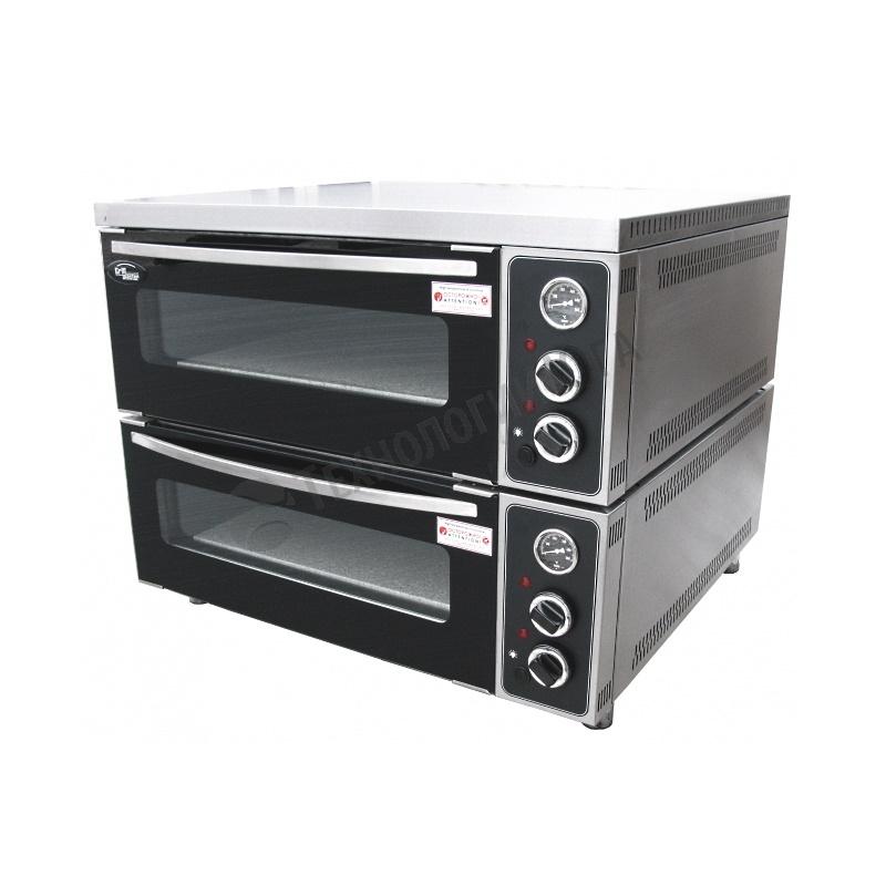 Печь для пиццы Grill Master ППЭ/2 (с природным гранитным камнем) - купить в интернет-магазине industry-shop.ru