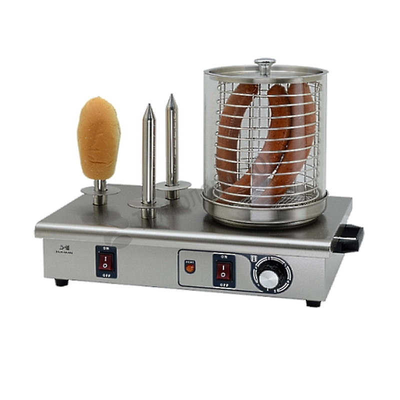 Аппарат для хот-догов Hurakan HKN-Y03 - купить в интернет-магазине industry-shop.ru