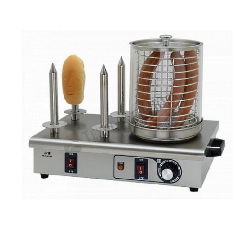 Аппарат для хот-догов Hurakan HKN-Y04 - купить в интернет-магазине industry-shop.ru