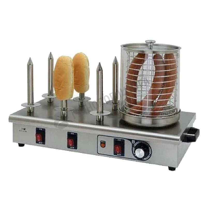Аппарат для хот-догов Hurakan HKN-Y06 - купить в интернет-магазине industry-shop.ru