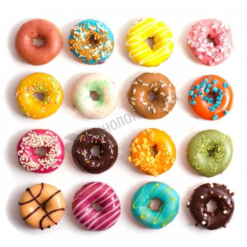 Вафельница для пончиков Hurakan HKN-GES6D - купить в интернет-магазине industry-shop.ru