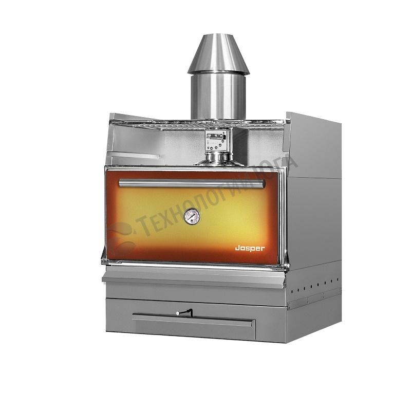 Гриль-печь Josper HJX-25MBC - купить в интернет-магазине industry-shop.ru