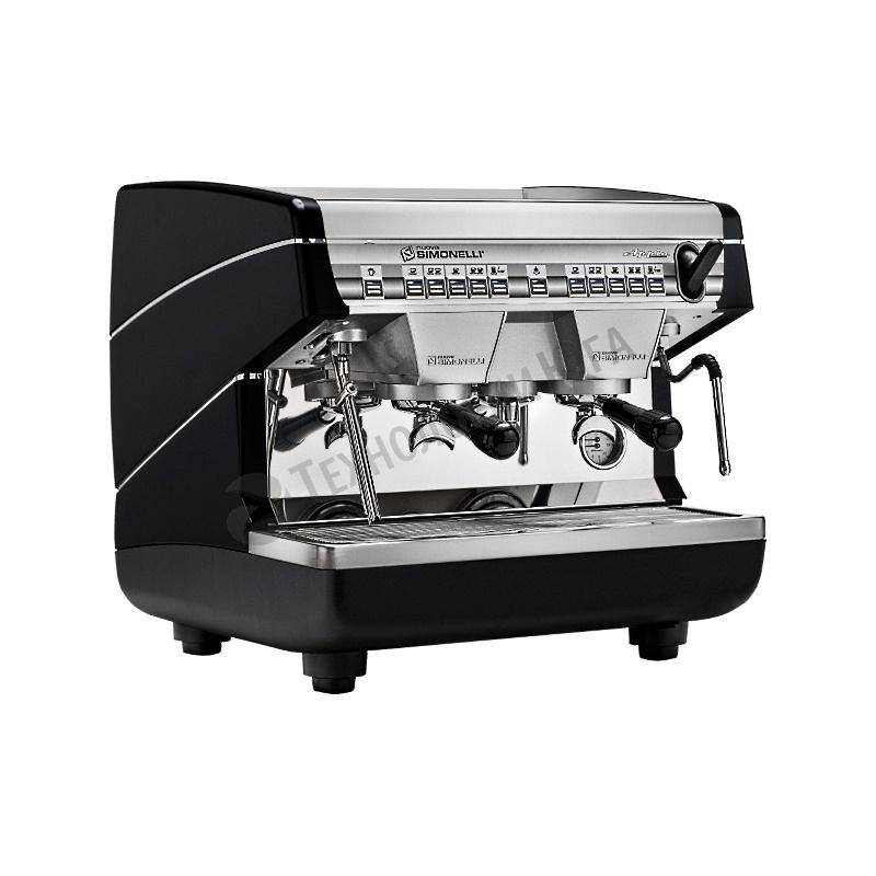 Кофемашина Nuova Simonelli Appia II Compact 2 Gr V высокие группы - купить в интернет-магазине industry-shop.ru