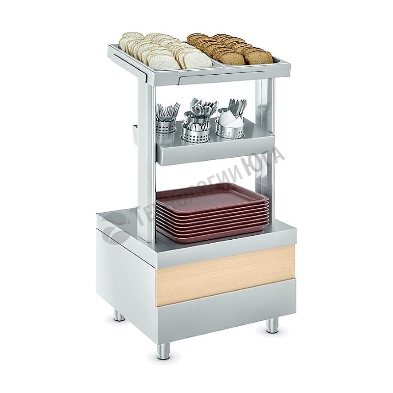 Стойка для столовых приборов ATESY Ривьера СП-700-02 - купить в интернет-магазине industry-shop.ru