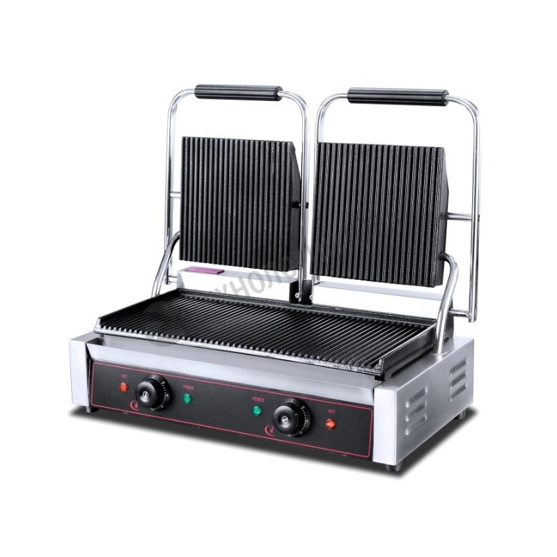 Гриль прижимной Rosso HEG-813E - купить в интернет-магазине industry-shop.ru