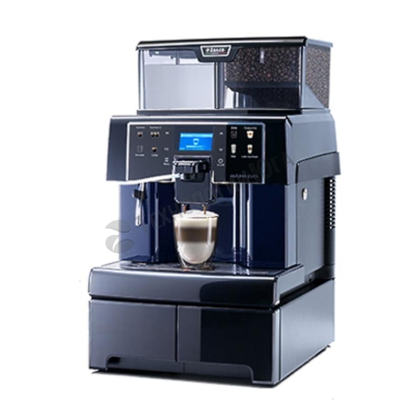Кофемашина Saeco Aulika EVO Top High Speed Cappuccino RI - купить в интернет-магазине industry-shop.ru