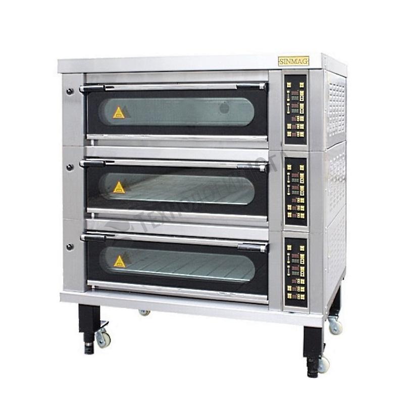 Печь хлебопекарная SINMAG SK2-P933G - купить в интернет-магазине industry-shop.ru