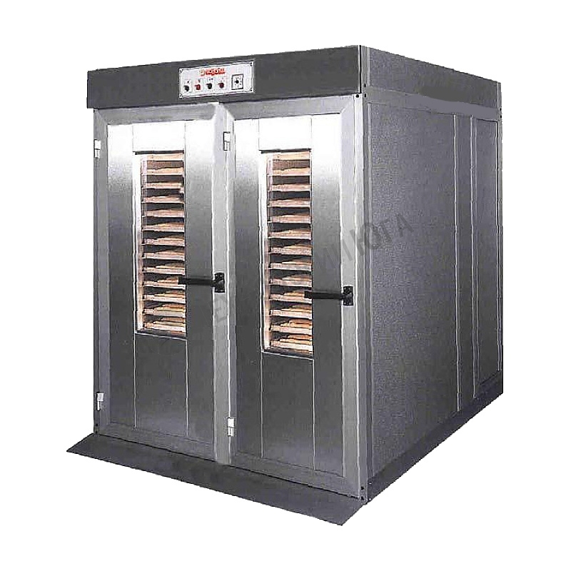 Шкаф расстоечный Sottoriva QUASAR 40х60 2дв/4тел с полом - купить в интернет-магазине industry-shop.ru