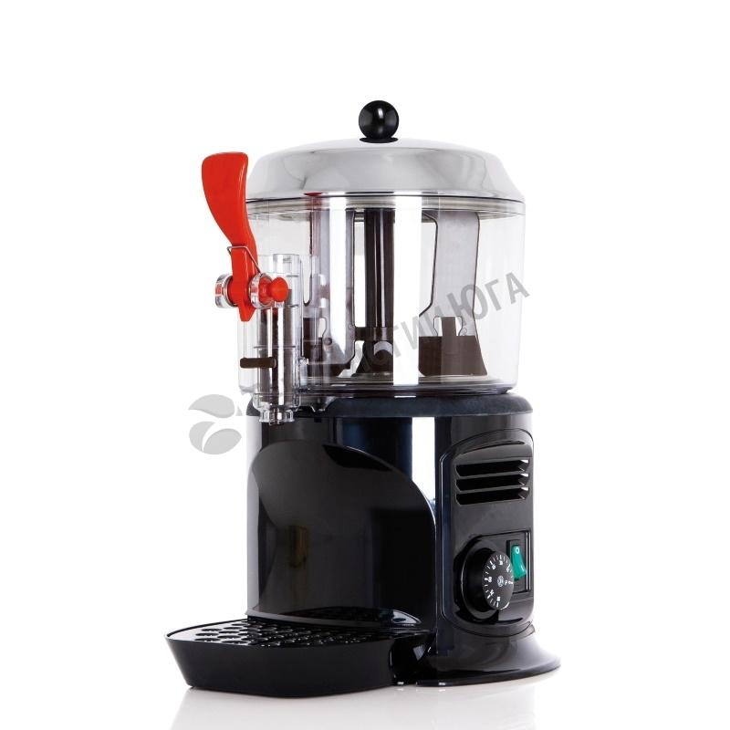 Аппарат для горячего шоколада UGOLINI DELICE BLACK 3л - купить в интернет-магазине industry-shop.ru