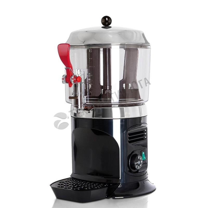 Аппарат для горячего шоколада UGOLINI DELICE BLACK 5л - купить в интернет-магазине industry-shop.ru