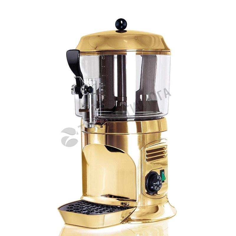 Аппарат для горячего шоколада UGOLINI DELICE GOLD 5л - купить в интернет-магазине industry-shop.ru