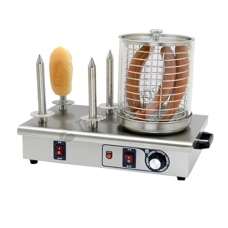 Аппарат для хот-догов VIATTO VHD-04 - купить в интернет-магазине industry-shop.ru
