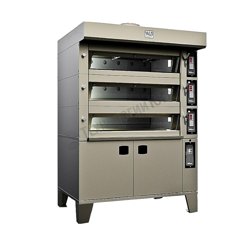 Печь подовая WLBake 3D.2T4060 - купить в интернет-магазине industry-shop.ru