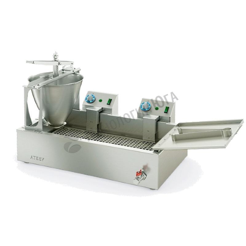 Аппарат пончиковый ATESY Гольфстрим-2М-2 - купить в интернет-магазине industry-shop.ru