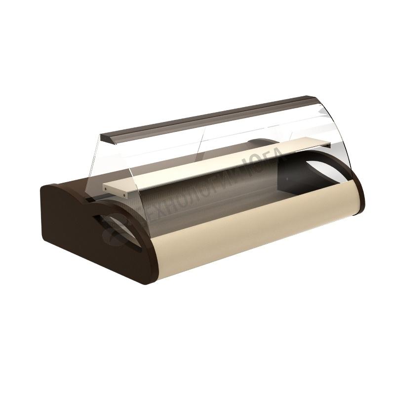 Витрина холодильная Carboma А87 SV 1,5-1 (ВХСн-1,5 Арго) - купить в интернет-магазине industry-shop.ru