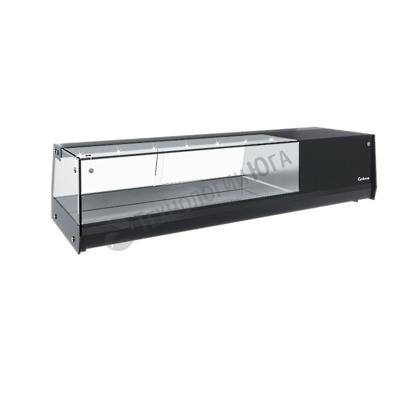 Витрина холодильная Carboma AC37 SM 1,5-1 (6 GN 1/3) - купить в интернет-магазине industry-shop.ru