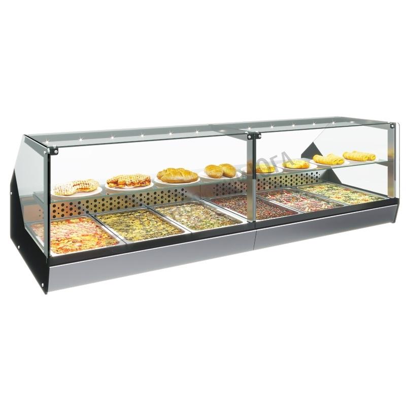 Витрина холодильная Carboma АС87 SV 1,0-11 - купить в интернет-магазине industry-shop.ru