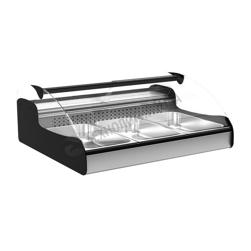 Витрина холодильная Carboma А89 SV 1,0-1 (ВХСр-1,0 Арго XL Техно) - купить в интернет-магазине industry-shop.ru
