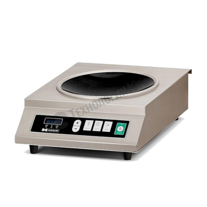 Плита индукционная Hurakan HKN-ICW35M WOK - купить в интернет-магазине industry-shop.ru