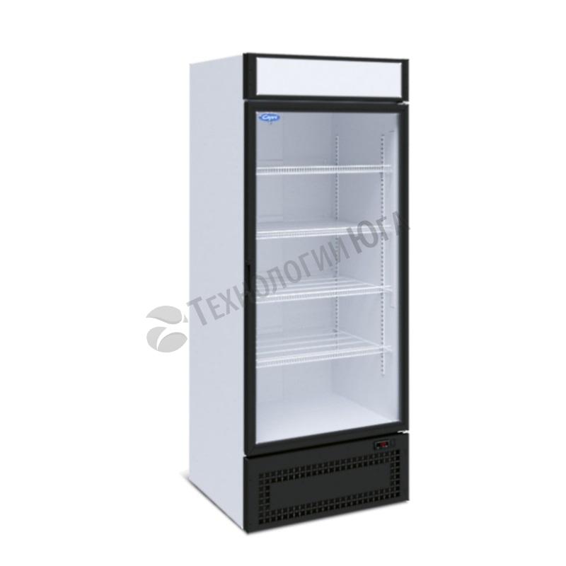 Шкаф холодильный МХМ Капри 0,7 СК - купить в интернет-магазине industry-shop.ru