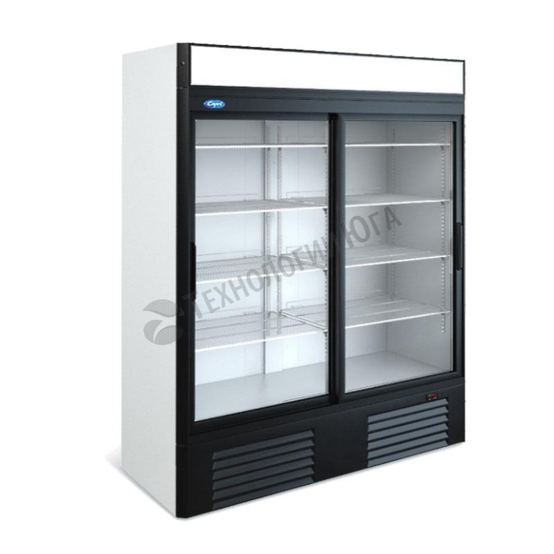 Шкаф холодильный МХМ Капри 1,5 СК купе - купить в интернет-магазине industry-shop.ru