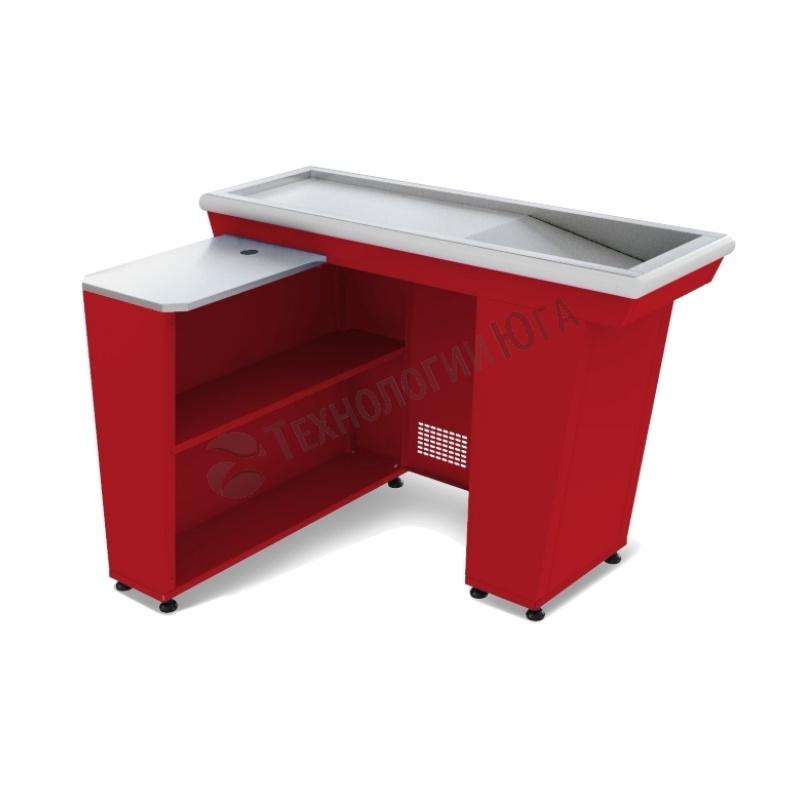Кассовый бокс МХМ КБ-1,5-1Н одинарный накопитель (красный) - купить в интернет-магазине industry-shop.ru