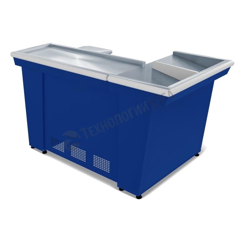 Кассовый бокс МХМ КБ-1,9-2Н двойной накопитель (синий) - купить в интернет-магазине industry-shop.ru