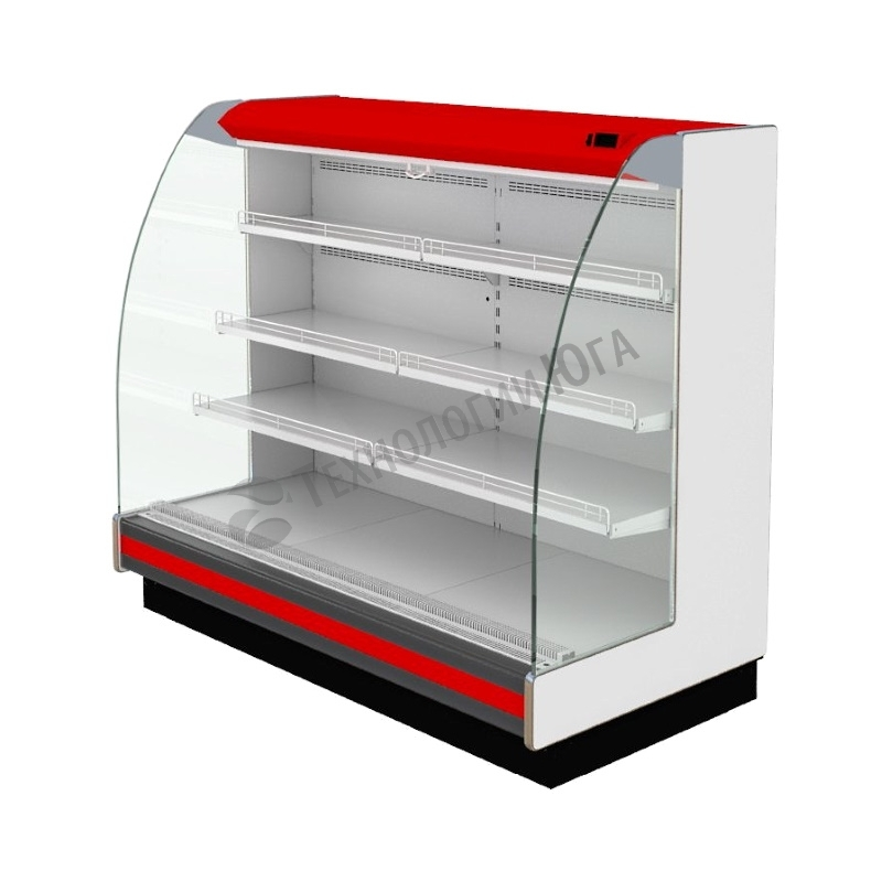 Горка холодильная МХМ Варшава 160/94 ВХСп-1,875 - купить в интернет-магазине industry-shop.ru