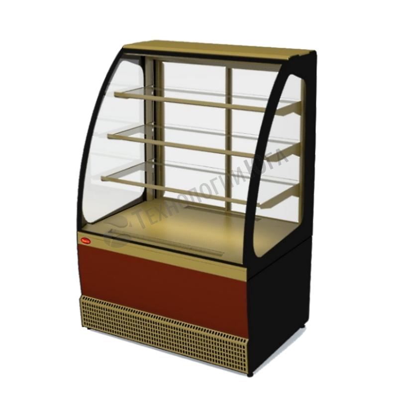 Витрина холодильная МХМ VS-0,95 Veneto краш - купить в интернет-магазине industry-shop.ru