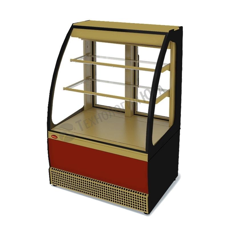 Витрина холодильная МХМ VS-0,95 Veneto краш статика - купить в интернет-магазине industry-shop.ru