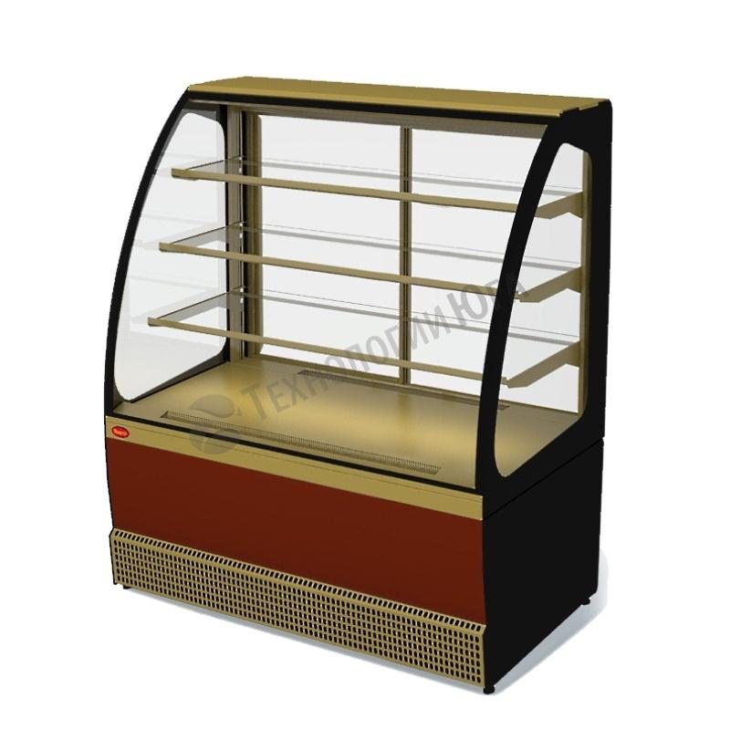 Витрина холодильная МХМ VS-1,3 Veneto краш - купить в интернет-магазине industry-shop.ru