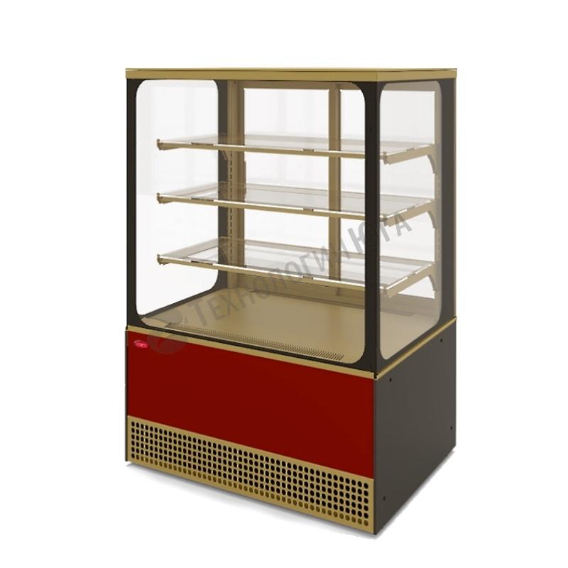 Витрина холодильная МХМ VS-0,95 Veneto Cube краш - купить в интернет-магазине industry-shop.ru