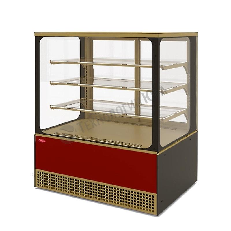 Витрина холодильная МХМ VS-1,3 Veneto Cube краш - купить в интернет-магазине industry-shop.ru