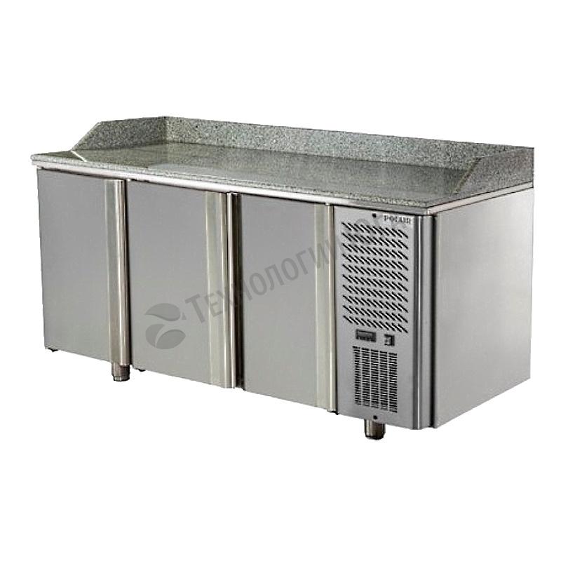 Стол для пиццы POLAIR TM3GNpizza-G - купить в интернет-магазине industry-shop.ru